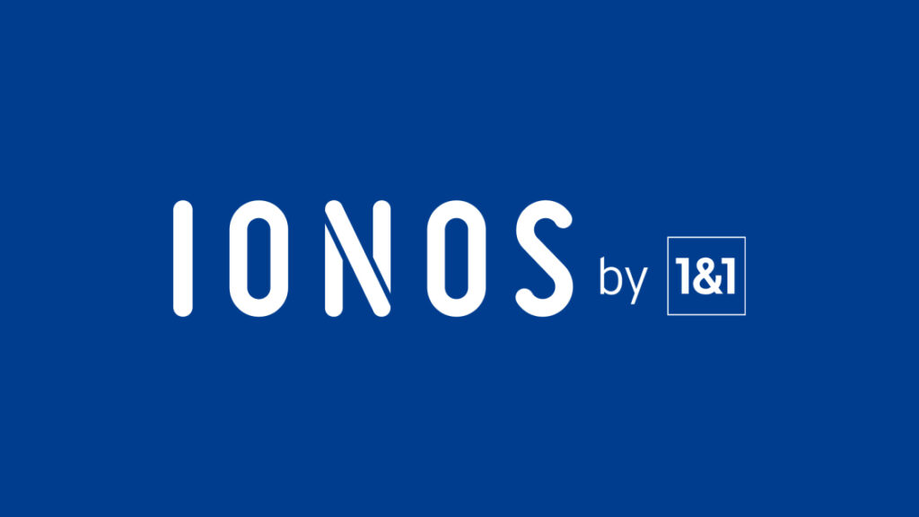 1&1 IONOS hosting review 2021 featured image