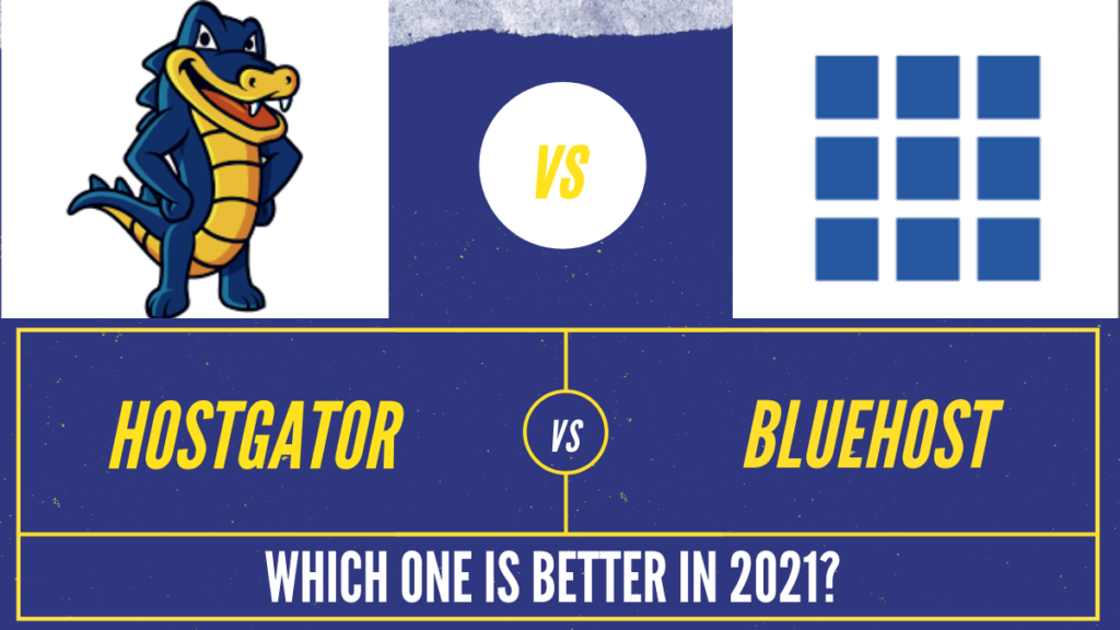 Bluehost Vs Hostgator featured review